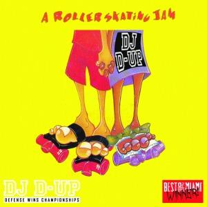 rollerskating jam cd cover