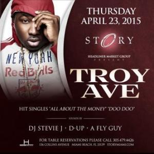 Story Troy Ave