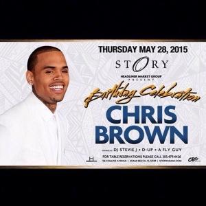 chris brown story