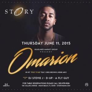 story omarion 2015