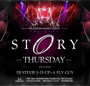 story thursdays miami general flyer