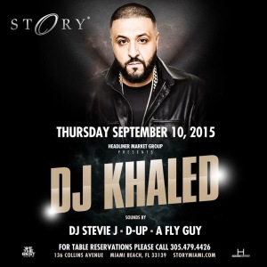 DUp Khaled Story